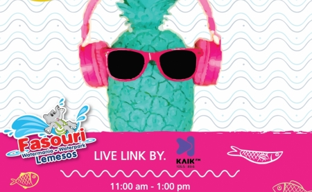 Live Link by Klik FM on Sunday, July 29th