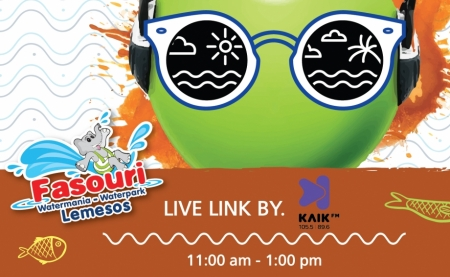 Live Link by Klik FM on Sunday, August 12th
