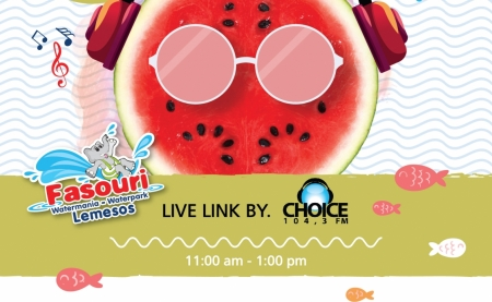 Live Link by Choice FM, Sunday, September 2nd