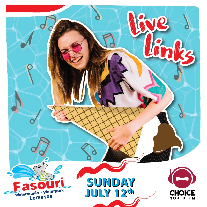 Live Link by Choice FM on Sunday, July 12th, 2020