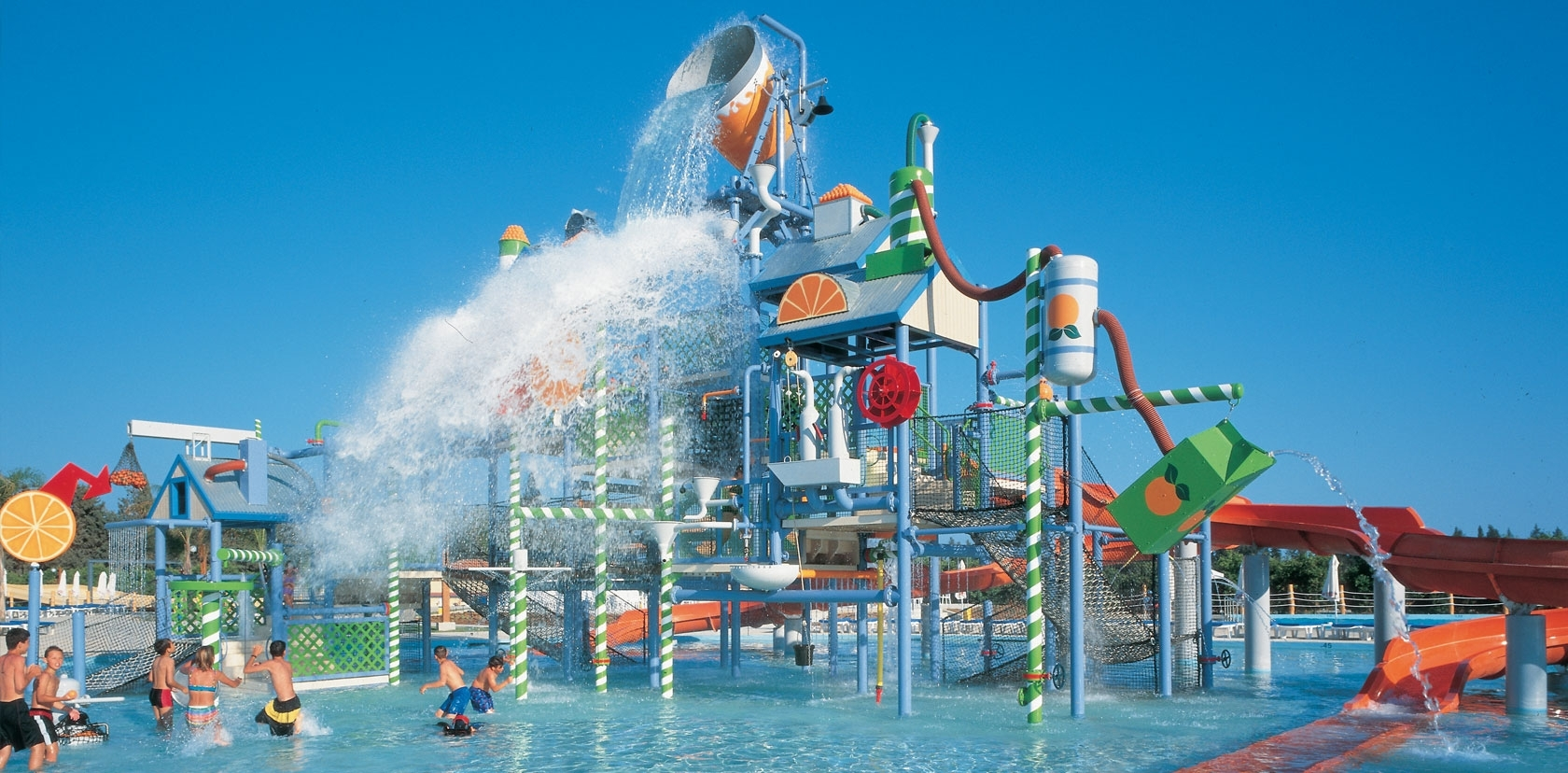 Fasouri Watermania Waterpark Limassol Our Attractions